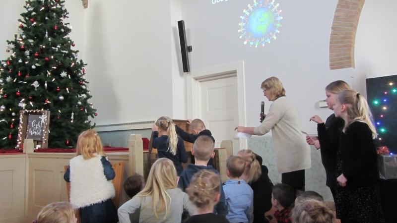 photo - Gereformeerde Kerk Lioessens